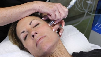 Donna-getting-HydraFacial---Copy