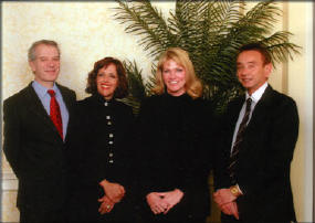 a group of mesotherapy experts & Dr. Elliott