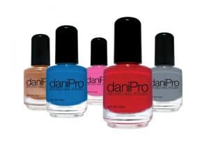 DaniPro Nail Polish Helps Prevent Fungus