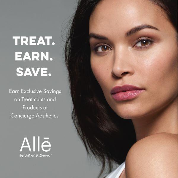 Alle is Allergan's new rewards program replacing Brilliant Distinctions